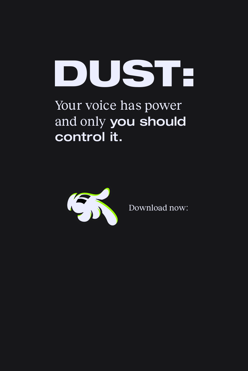 Download the Dust App